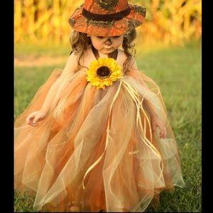 Other - Sassy scarecrow TuTu dress. 3T